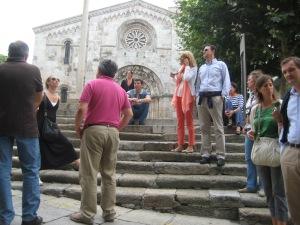 visitas guiadas Coruña, La Corunna guided tours, Coruna