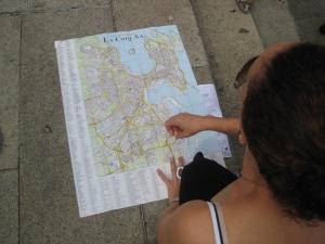 visita guiada Coruña; guided tours Corunna